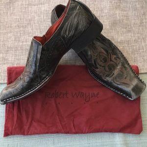 Robert Wayne Tribal Leather Loafer - Nordstrom